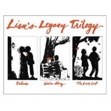 LISAS LEGACY TRILOGY HC SLIPCASE ED