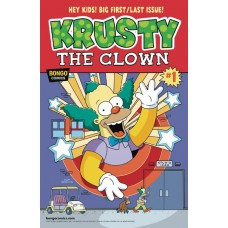 KRUSTY THE CLOWN (ONE SHOT)