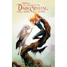 JIM HENSON POWER OF DARK CRYSTAL HC VOL 02 (OF 4)