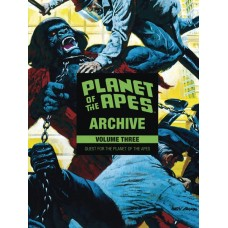 PLANET OF APES ARCHIVE HC VOL 03