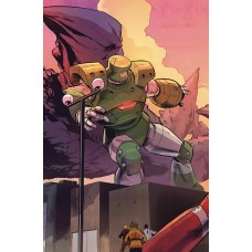 MECH CADET YU #6 SUBSCRIPTION TO VARIANT