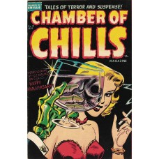 CHAMBER OF CHILLS #19 REPLICA EDITION