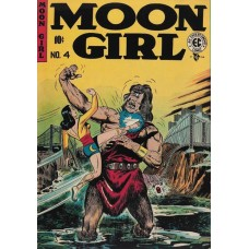 MOON GIRL #4 REPLICA EDITION