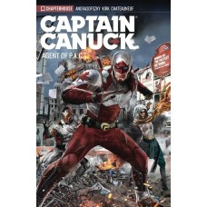 CAPTAIN CANUCK TP VOL 03 HARBINGER