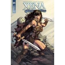 XENA #1 (OF 5) CVR A FINCH