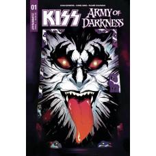 KISS AOD #1 (OF 5) CVR B MONTES