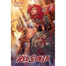 RED SONJA #14 CVR A MEYERS