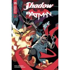 SHADOW BATMAN #5 (OF 6) CVR C CHARM