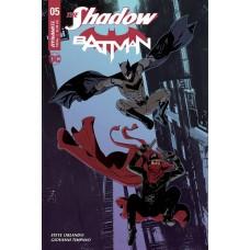 SHADOW BATMAN #5 (OF 6) CVR D CAREY