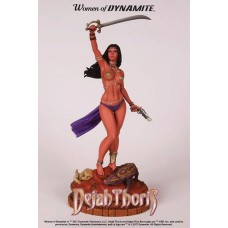 WOMEN DYNAMITE DEJAH THORIS STATUE ARTIST PROOF