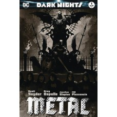 DF DARK NIGHTS METAL #1 COMICXPOSURE EXC CVR