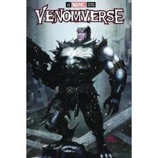 DF VENOMVERSE #1 COMICXPOSURE EXC