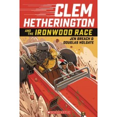 CLEM HETHERINGTON HC GN VOL 01 IRONWOOD RACE