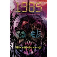 1985 BLACK HOLE REPO #5 (MR)