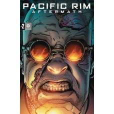 PACIFIC RIM AFTERMATH #2 (OF 6)
