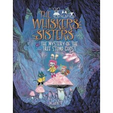 WHISKERS SISTERS YA GN VOL 02 MYSTERY OF TREE STUMP GHOST