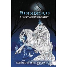 SNOWMAN GRAPHIC NOVEL HC