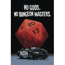 NO GODS NO DUNGEON MASTERS ONE SHOT