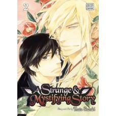 STRANGE & MYSTIFYING STORY GN VOL 02 (MR)