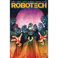 ROBOTECH #7 CVR A SIMMONDS