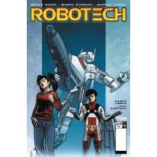 ROBOTECH #7 CVR C TURINI