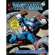 BACK ISSUE #103