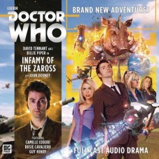 DOCTOR WHO 10TH DOCTOR INFAMY OF ZAROSS AUDIO CD