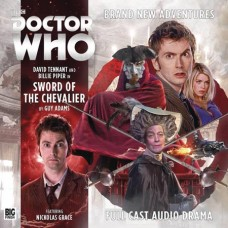 DOCTOR WHO 10TH DOCTOR SWORD OF CHEVALIER AUDIO CD