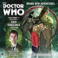 DOCTOR WHO 10TH DOCTOR COLD VENGEANCE AUDIO CD