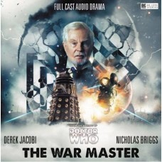 DOCTOR WHO WAR MASTER AUDIO CD SERIES 01