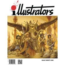 ILLUSTRATORS MAGAZINE #21