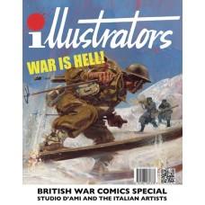 ILLUSTRATORS SPECIAL #2 WAR IS HELL