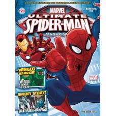 ULTIMATE SPIDER-MAN MAGAZINE #20