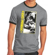 BATMAN DOOMSDAY CLOCK RINGER T/S LG