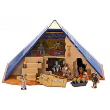 PLAYMOBIL EGYPTIAN PHARAOHS PYRAMID PLAY-SET (Net)