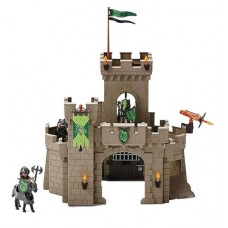 PLAYMOBIL WOLF KNIGHTS CASTLE PLAY-SET (Net)