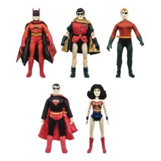 DC EVIL SUPERFRIENDS 8IN AF ASST (Net)