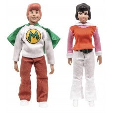 DC SUPERFRIENDS WENDY AND MARVIN 8IN AF 2 PACK (Net)