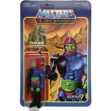 MOTU 3.75IN FULL COLOR REACTION FIGURE WAVE 2 TRAP JAW (Net)