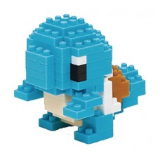 NANOBLOCK POKEMON SQUIRTLE BLOCK SET