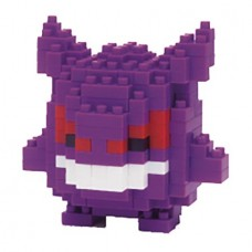 NANOBLOCK POKEMON GENGAR BLOCK SET