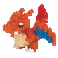 NANOBLOCK POKEMON CHARIZARD BLOCK SET