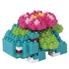 NANOBLOCK POKEMON VENUSAUR BLOCK SET