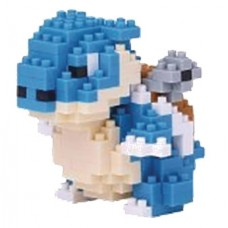 NANOBLOCK POKEMON BLASTOISE BLOCK SET