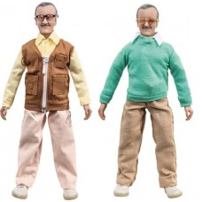 MARVEL STAN LEE 8IN AF ASST (Net)