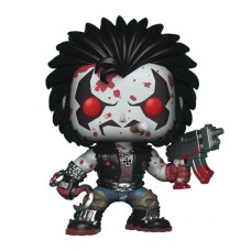 POP HEROES LOBO PX VINYL FIGURE BLOODY