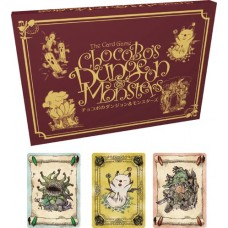 CHOCOBO CRYSTAL HUNT DUNGEON & MONSTERS EXPANSION PACK