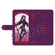 FATE GRAND ORDER LANCER SCATHACH PHONE WALLET CASE