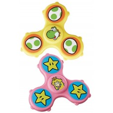 FIDGET ITS SUPER MARIO GRAPHIC SPINNERS DIS (Net)