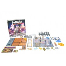 FANHUNTER URBAN WARFARE BOARD GAME
